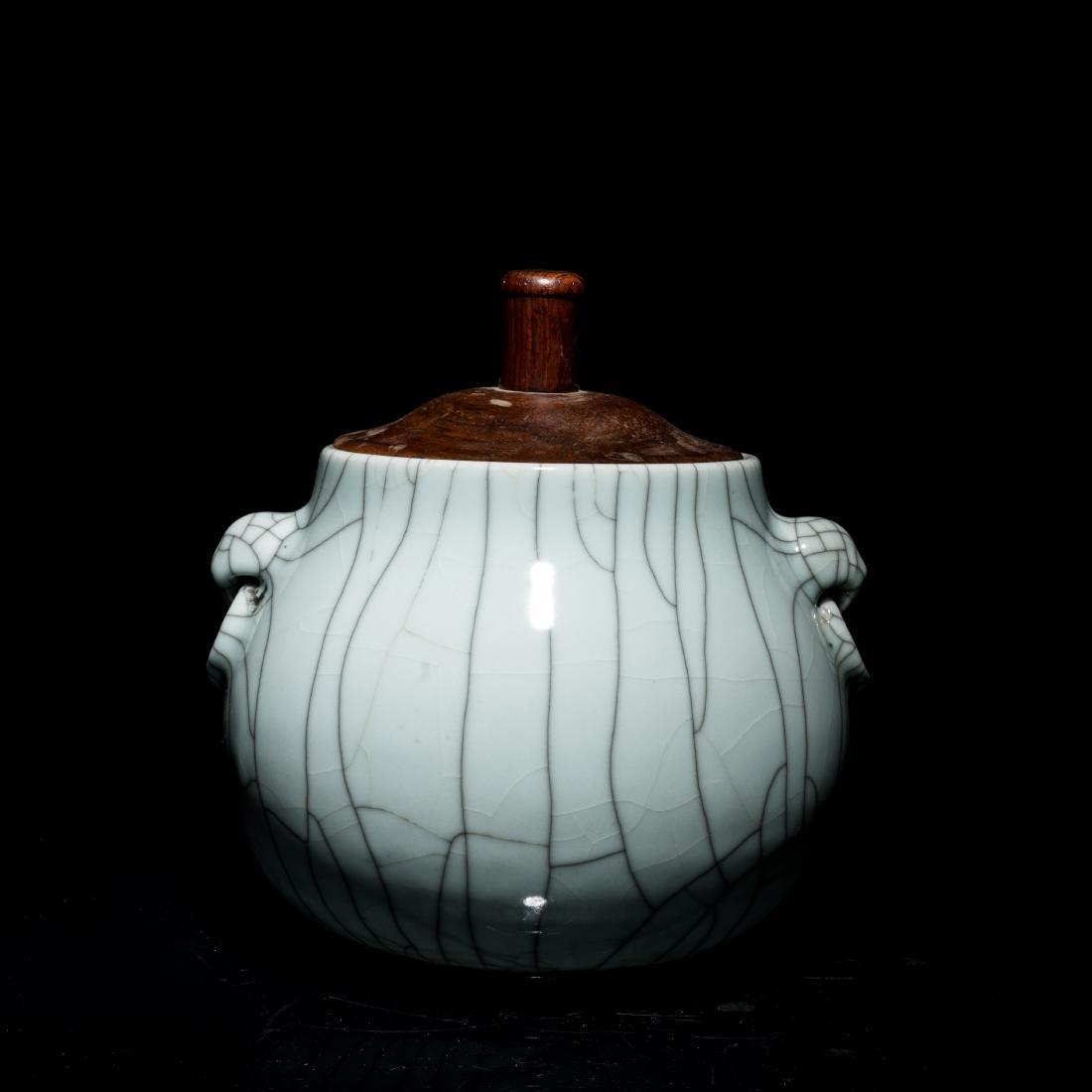1930-1950 Antique Ge-Typed Vase