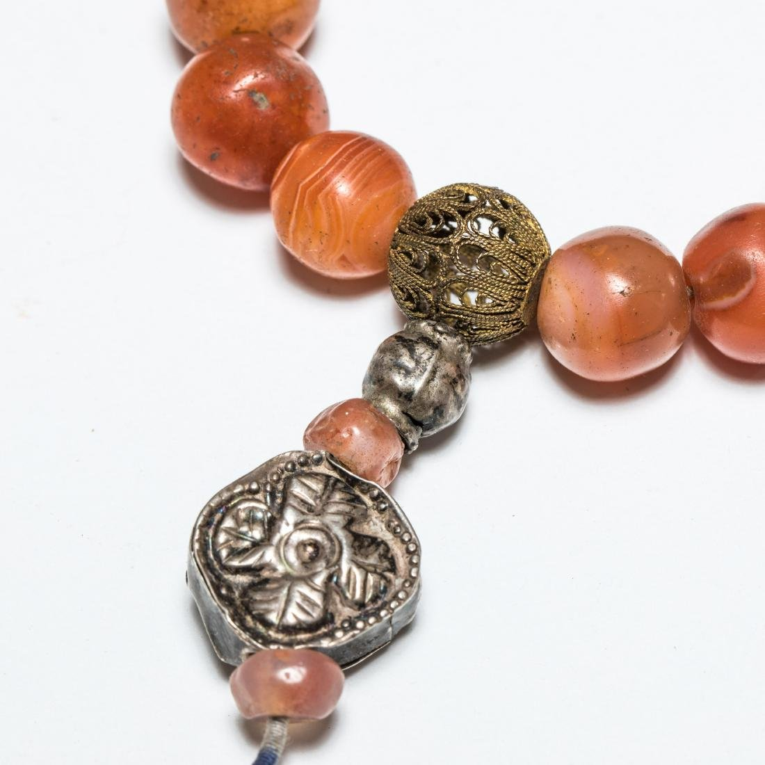 19th Antique Group of Prayer Beads - 4