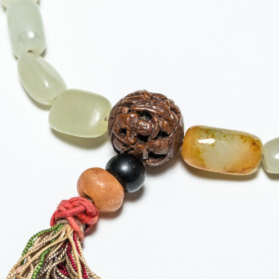 19th Antique Group of Prayer Beads - 8