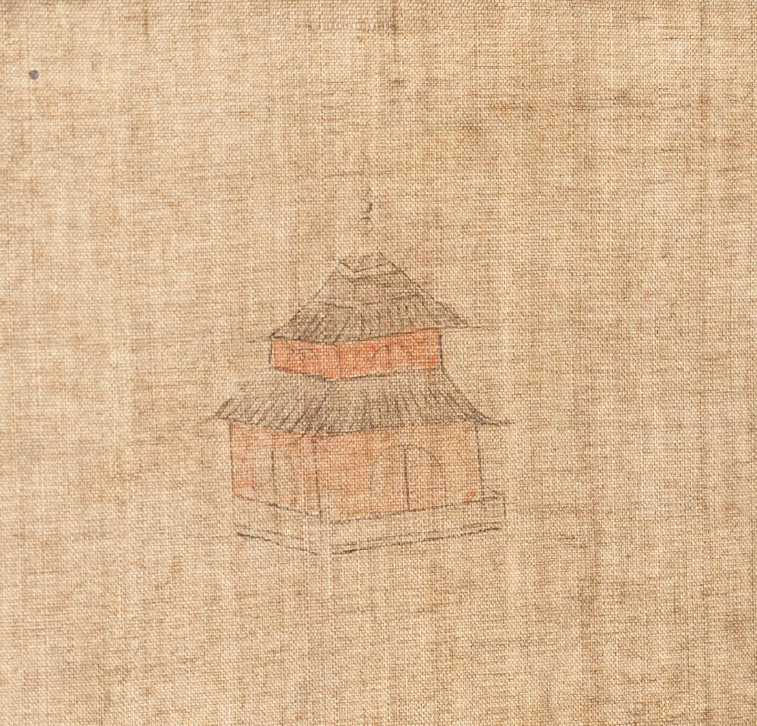 Chinese Antique Figural Painting - 5