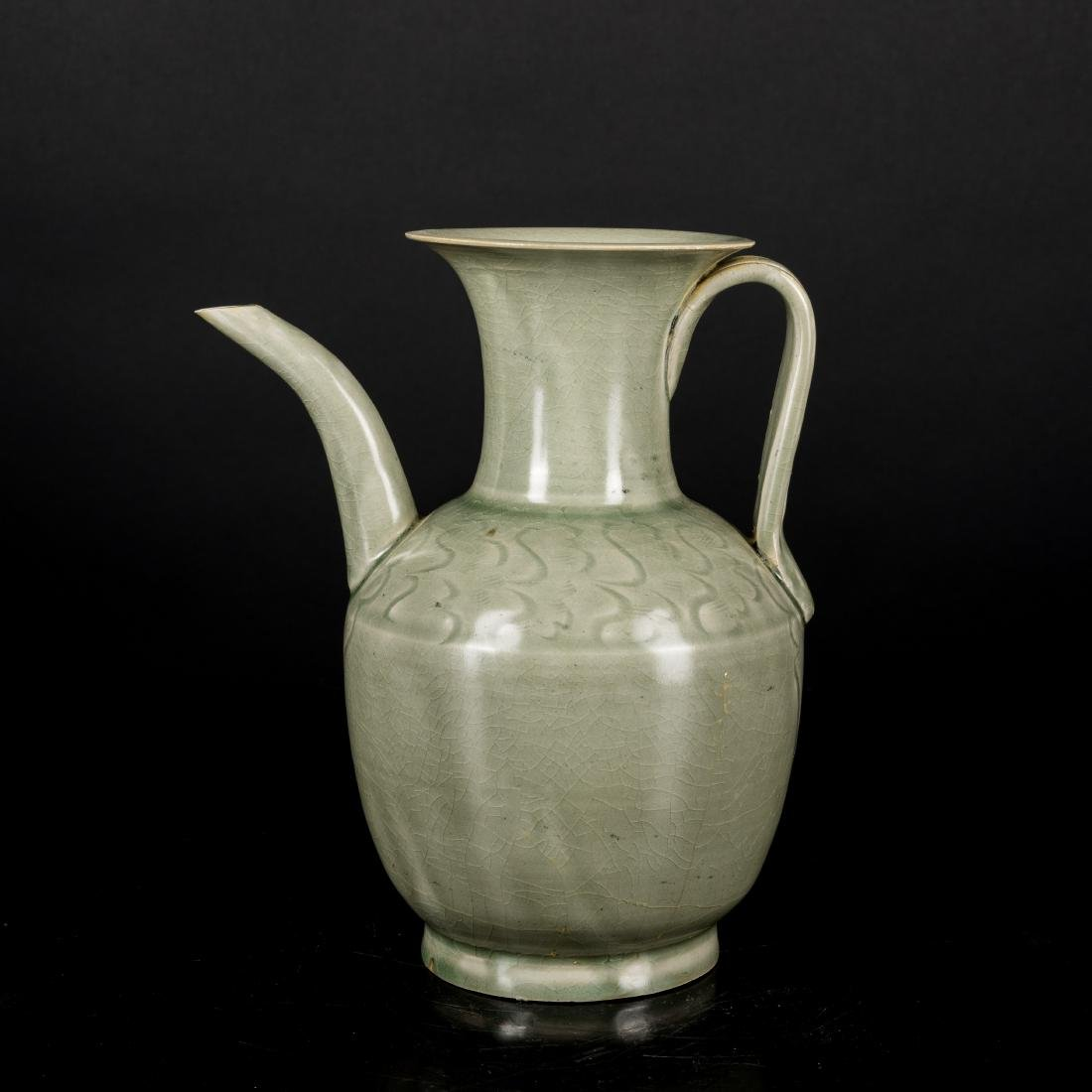 Song Dynasty Antique Longquan Ewer