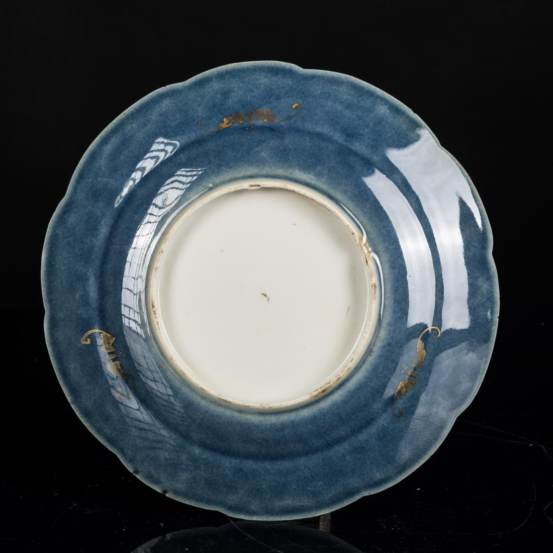 18th Qianlong Period Antique Style Plate - 2
