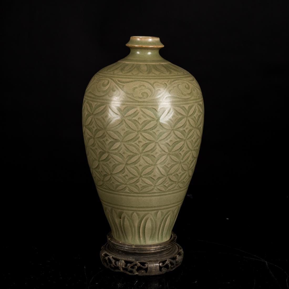 Song Style Antique Yaozhou Vase