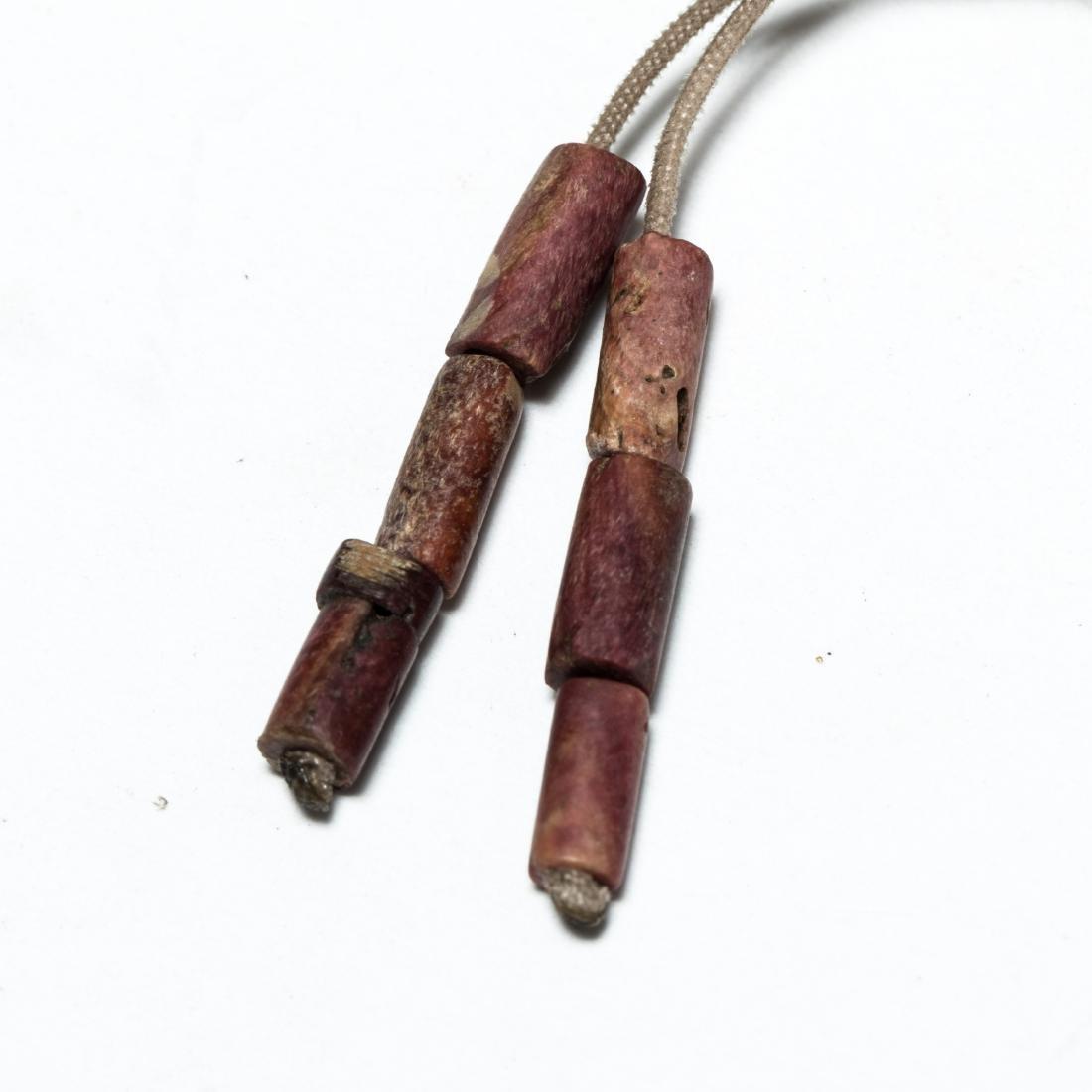 19th Antique Amber Prayer Beads - 2