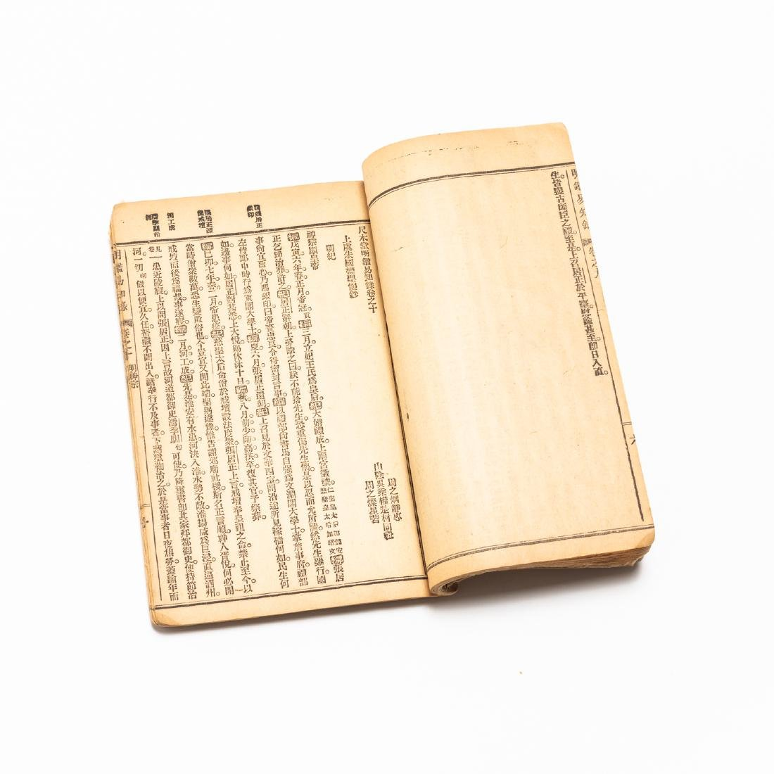Chinese Vintage Book - 4