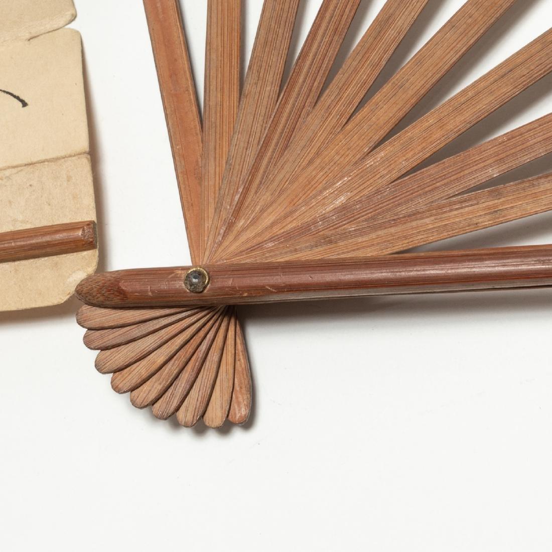 Two Vintage Fan - 9