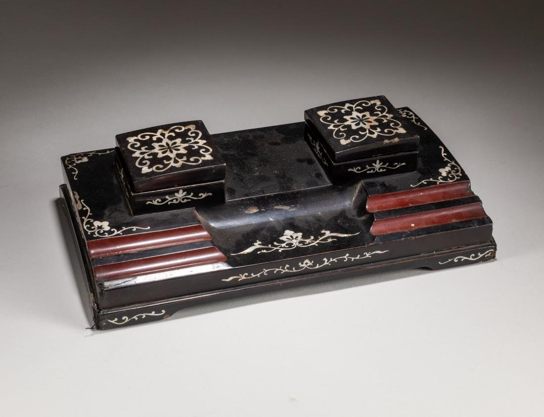 19th Japanese Antique Lacquer Box