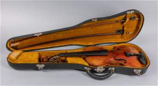 Germany Mark Old Instrument Violin
