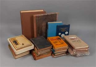Large Set Vintage Books