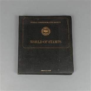 World of Stamps Postal Commemorative Society