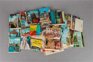 Collection of Vintage Cards