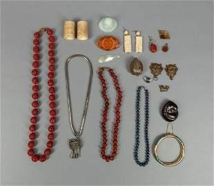 Set Chinese/Japanese Estate Jewelries