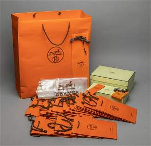 Collectible Lg Group Hermes Paris Bags
