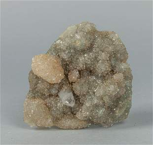 Collectible Apophyllite Type Crystal Sculpture