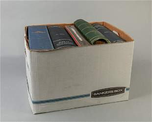 Set US & World Stamps Collection