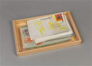 Collectible Chinese Postcards & Stamps
