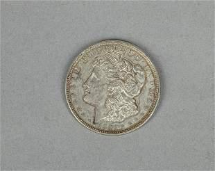 1921 American Morgan Silver Dollar