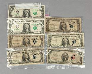 Group US Paper Money Collection