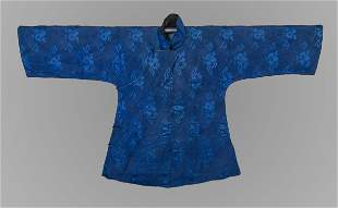 Chinese Old Silk Robe