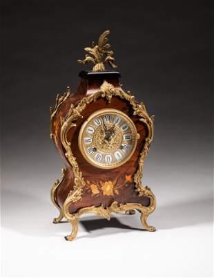 Collectible German Franz Hermle Clock