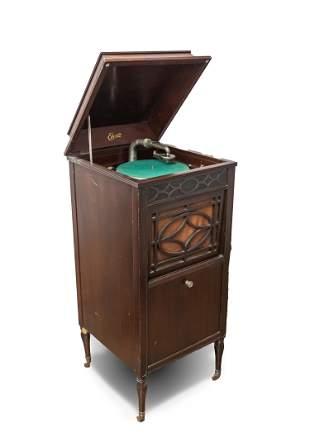 Collectible Edison Phonograph Victrola