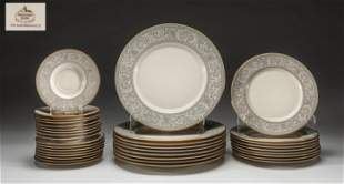 Set Collectible Renaissance Franciscan China Dinning