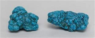 Large Size AZ Turquoise Stone Sculpture