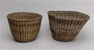 Native American Type Hand Made Basket