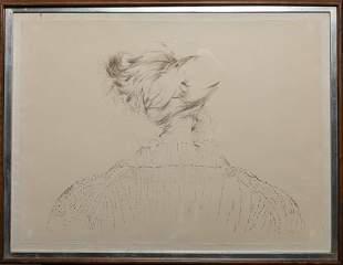 Collectible Art Lithograph