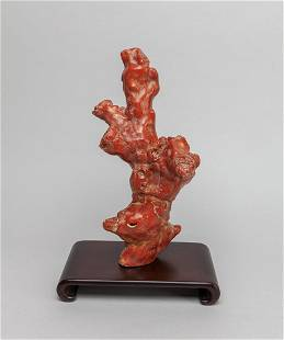 Large Coral Like Table Sculpture