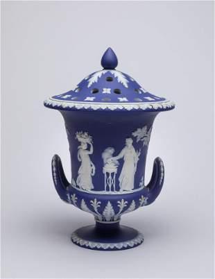Antique Wedgewood Porcelain Urn