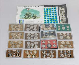 Collectible US Coins/Stamps