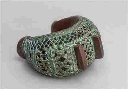 Collectible Roman Type Bronze Bangle