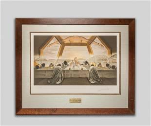 The Sacrament of the Last Supper, Salvador Dali