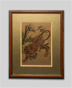 Japanese Woodblock Prints by Kitagawa Utamaro