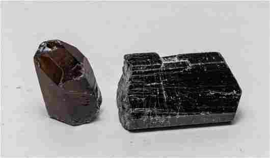 Crystal & Garnet Gem Stones