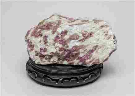 Massive Tourmaline Gem Stones