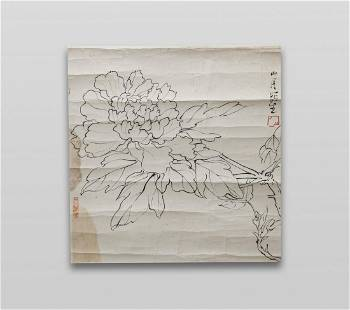 Chinese Vintage Hand Painting