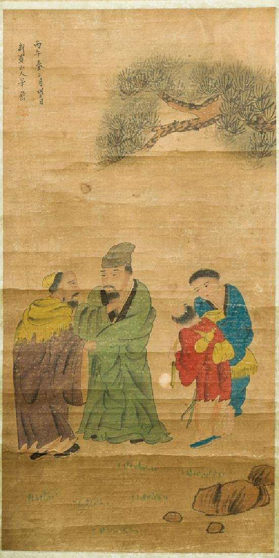 Chinese Antique Panting