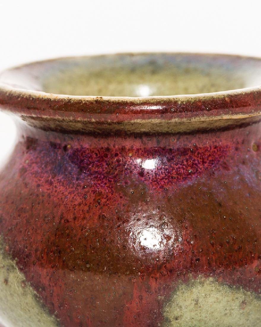 Group Chinese Antique Flambed Tripod Censer, Yuan-Ming - 9