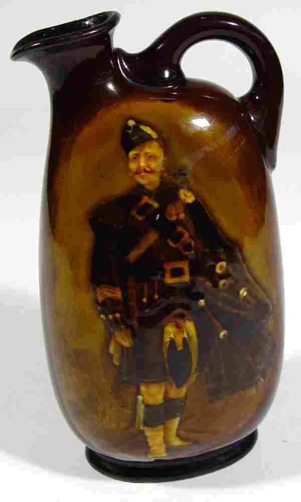 471: Royal Doulton Kingsware Dewars Whisky advertising
