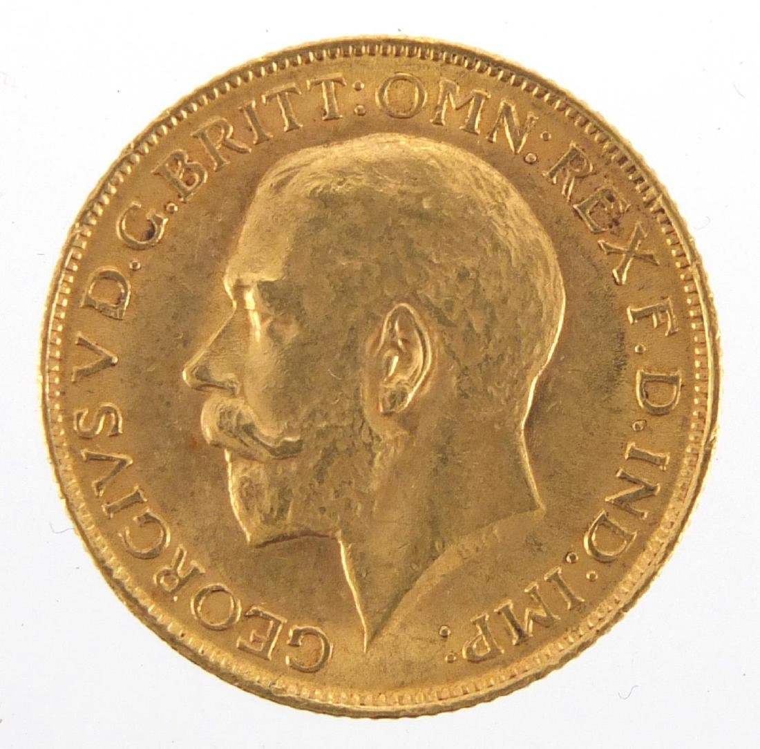 George V 1911 gold sovereign Further condition reports can be found at the auctioneers website