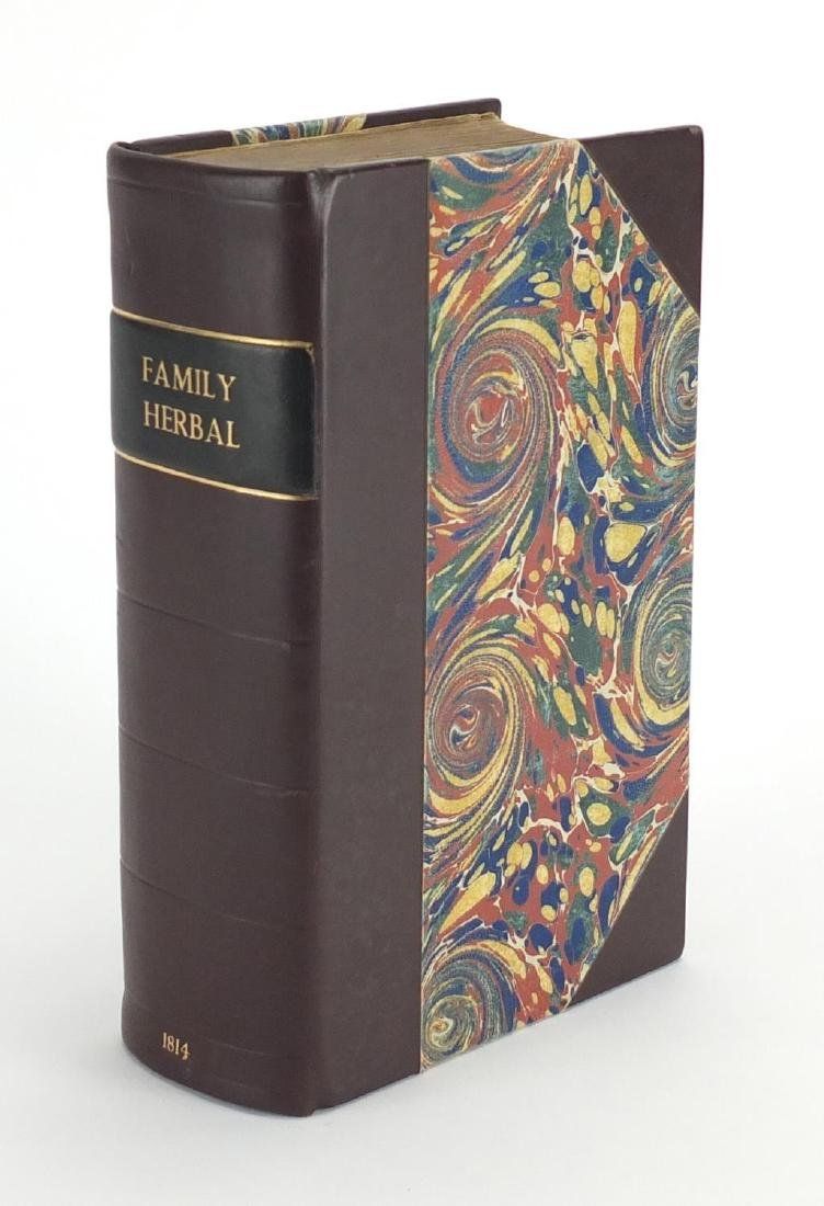 A Family Herbal Familiar Account of the Medical Properties of British and Foreign Plants, book by