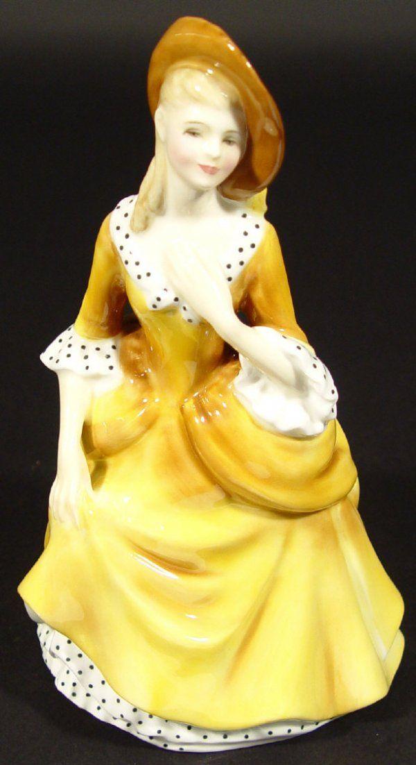 Royal Doulton figurine 'Sandra' HN2275, factory m