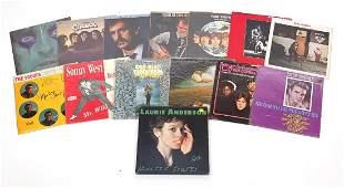 US Rock vinyl LP's including Frank Zappa, Dr. John,