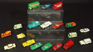 659: Collection of predominantly Lesney Matchbox Series