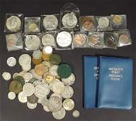 623 Collection of predominantly British coinage includ