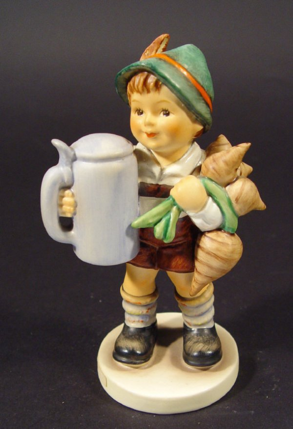 1211: Goebel Hummel china figurine 'For Father', with h