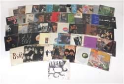 Vinyl LP's and programmes including Black Sabbath