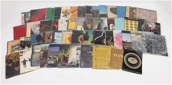 Predominantly Rock vinyl LP's and programmes including